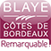 Cte de Blaye Guide