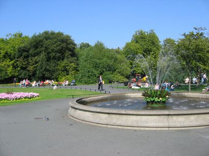 St Stephen&#x27;s Green