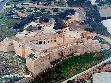 Castillo de Sant Carles