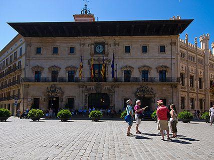 Cort (Ayuntamiento de Palma)
