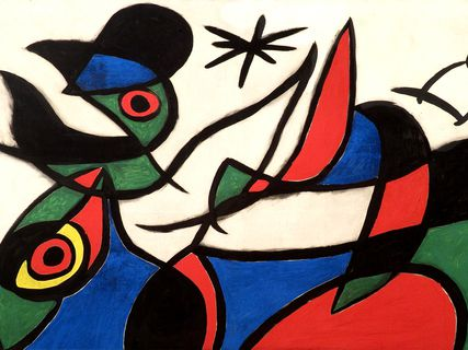 Joan Miró, modern art with roots in Mallorca