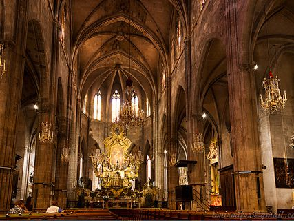 Iglesia de Santa Eulàlia