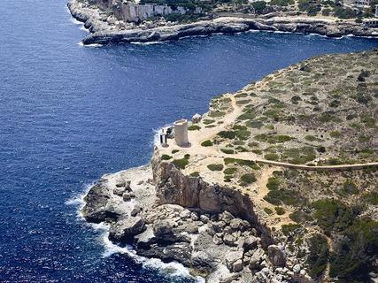 Faro de Cala Figuera (Torren d'en Beu)