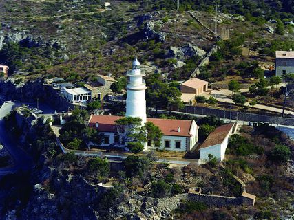 Faro del Cap Gros ( La Muleta )