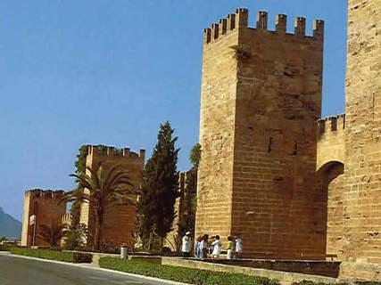 Las Murallas de Alcúdia