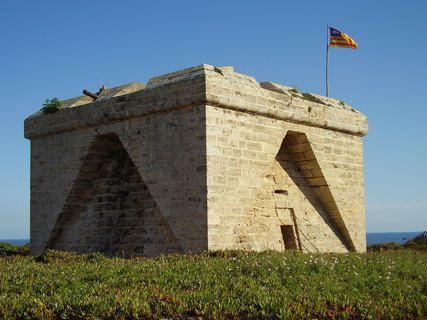 Castillo de sa Punta de N'Amer