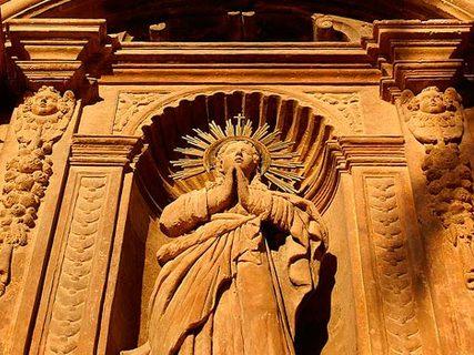 Das Kloster Sant Bonaventura