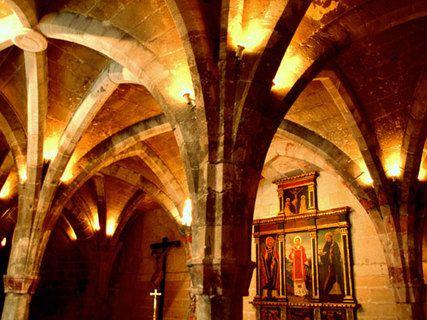 Krypta des Sant Llorenç