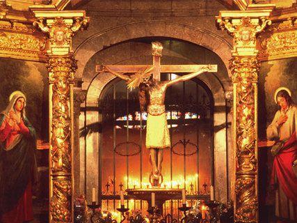 Kirche von Cristo de la Sangre