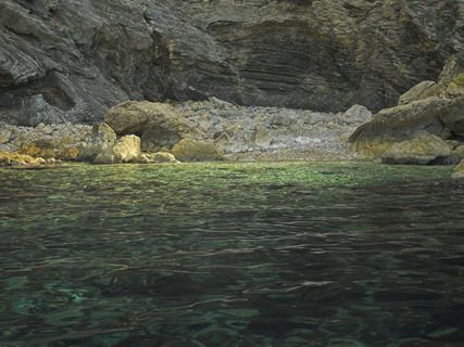 Cala d'en Sardina