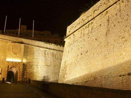 Le Mura di 'Dalt Vila'