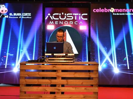 Acustic Menorca:Sonido, iluminación y audiovisual