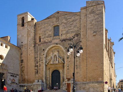 Church and Clositer of el Carme