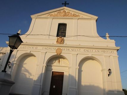 The parish Church Of Sant Lluís