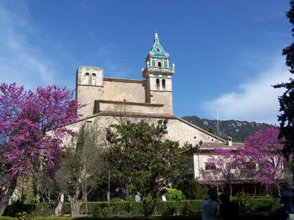 Royal Monastery of Valldemossa