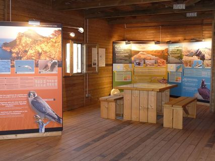 Birding tourism centre in La Gola
