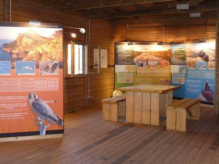 Centro de turismo ornitológico de la Gola