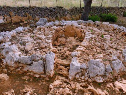 El sepulcro prehistórico de Son Olivaret