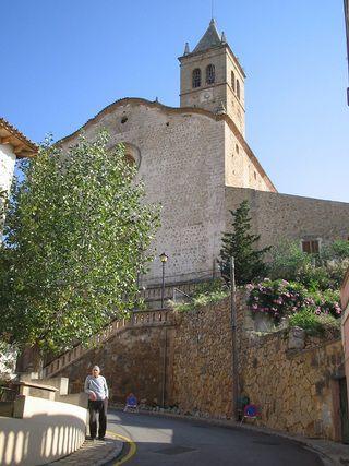 Iglesia de Santa Maria de Andratx