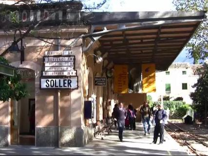 Soller Railway Station