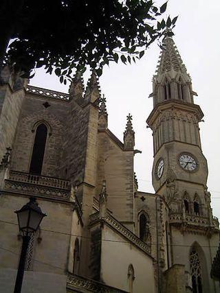 Church Nostra Senyora dels Dolors