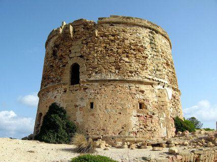 Turm de Albarca