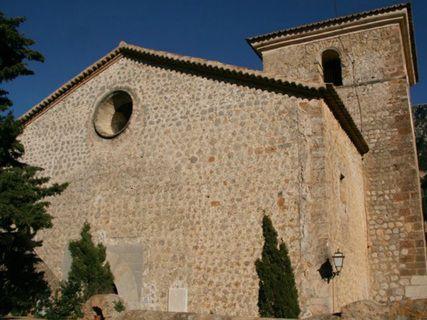 Iglesia de Deià