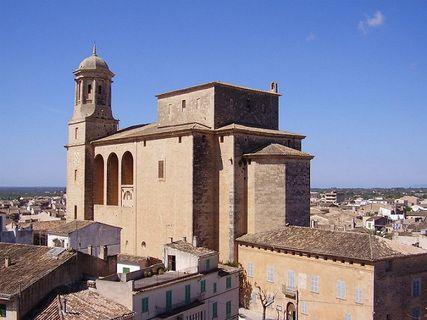 Iglesia de Llucmajor (San Miguel)