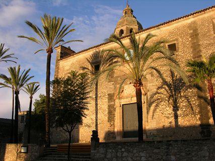 Iglesia de Sant Bartomeu (Montuiri)