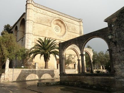 Iglesia parroquial de Sant Pere (Petra)