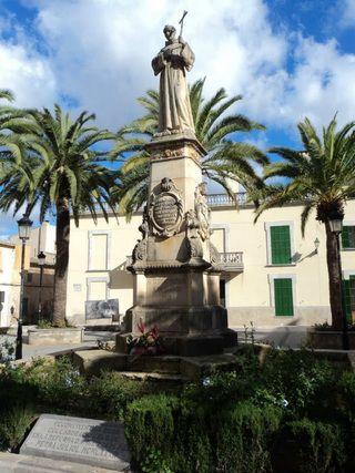 Plaza Fray Junípero Serra