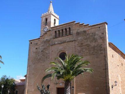 Iglesia de Sant Llorenç des Cardessar