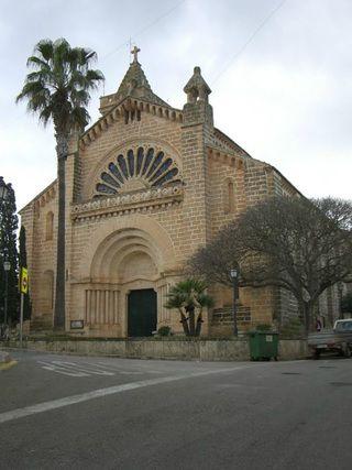 Iglesia de Son Carrió