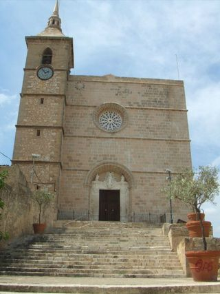 Iglesia de Santa Margalida