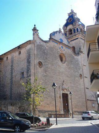 Iglesia de Santa Maria del Camí