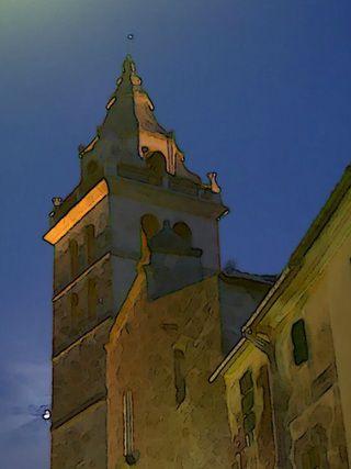 Iglesia de Sencelles