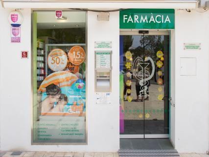 Farmàcia Martí Sureda.