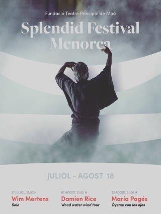 Splendid Festival Menorca '18