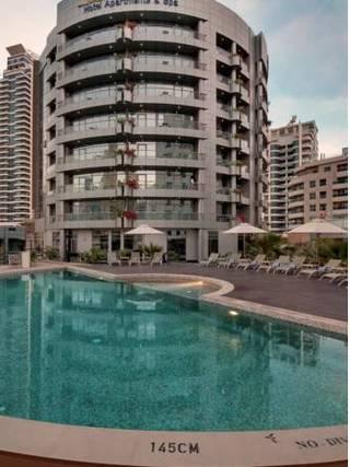 Lotus hotel apartments spa marina in dubai united for Dubai hotel ranking