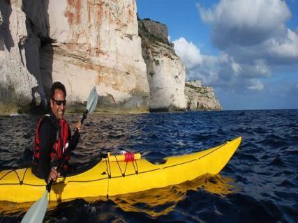 katayak Menorca,Port de Addaia