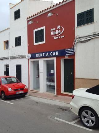Autos Valls Rent a Car, Es Castell