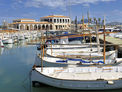 'Set Up', un espectáculo familiar de Los Barlou en el Port de Pollença
