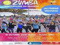 Zumba Masterclass Challenge Peguera