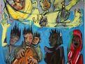 Exposición del argelino Hachemi Ameur en Es Polvorí