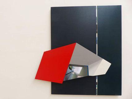 Exposición del alemán Hans Dieter Zingraff en Es Polvorí