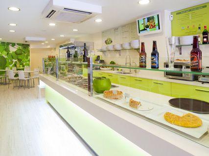 Verd i Verd Salad Bar Cafetería
