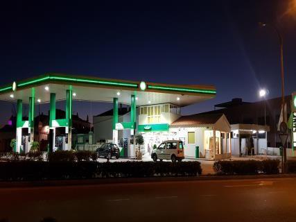 Estación de Servicio Sant Lluis