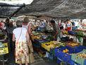 Mercado semanal de Caimari