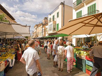 Mercado de Santanyi