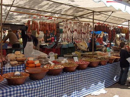 Mercado de Santa María del Camí
